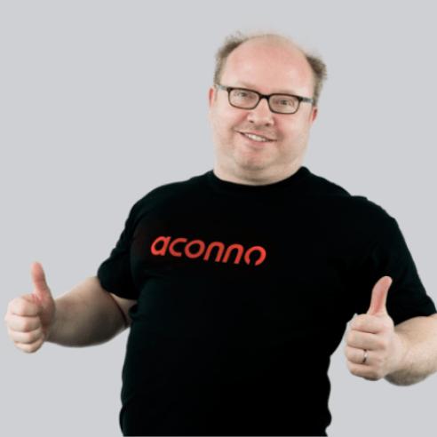Thomas Hollwedel, Co-Founder aconno