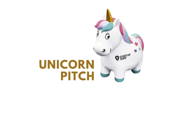 Everything you should know about the Unicorn Pitch