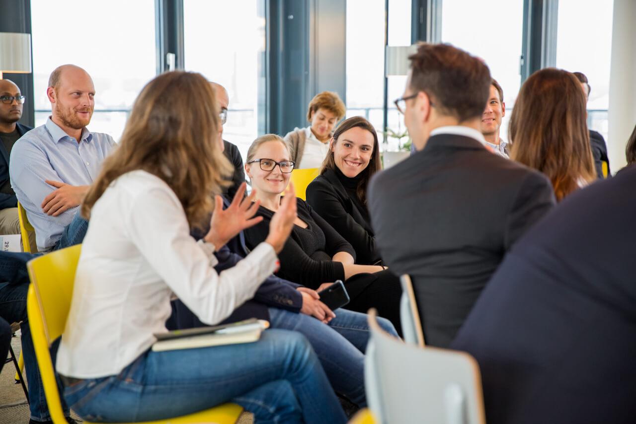 Exklusive StartupDorf Veranstaltungen